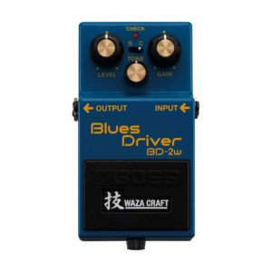 bd-2w waza craft blues driver