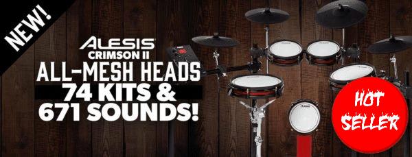 Alesis Crimson II Electronic Drum Kit