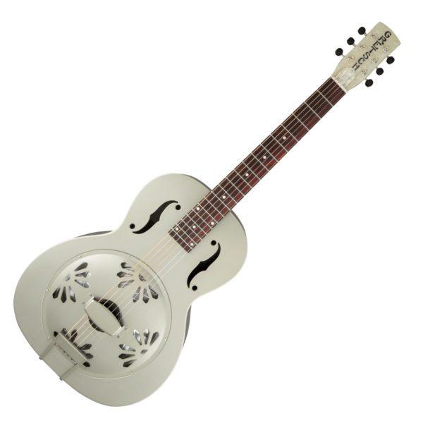 Gretsch G9201 Honey Dipper Metal Body Resonator Guitar